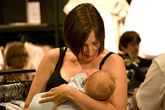 Breastfeeding In Public Places